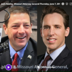 Josh Hawley on Air Claire and the IG Report-Thursday, June 14, 2018 -Segment 8 on The Ed Martin Movement