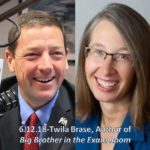 Twila Brase, Author of 'Big Brother in the Exam Room'-Tuesday, June 12, 2018 -Segment 2 on The Ed Martin Movement