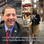 Twila Brase Celebrates the Release of Her Book 'Big Brother in the Exam Room' – Ed Martin Movement -Wednesday, July 11, 2018 -Segment 2