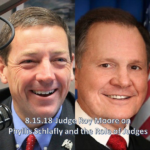 Judge Roy Moore on Phyllis Schlafly and the Role of Judges-Wednesday, August 15, 2018 – The Ed Martin Movement – Segment 2 and 3