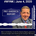 #WYNK: Know The Good Guys | June 4, 2020 #ProAmericaReport